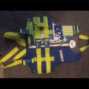 Child/ kids speedo ski jacket